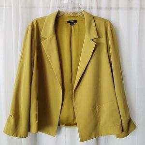 Alfani Open Cardigan Long Sleeve Size Large